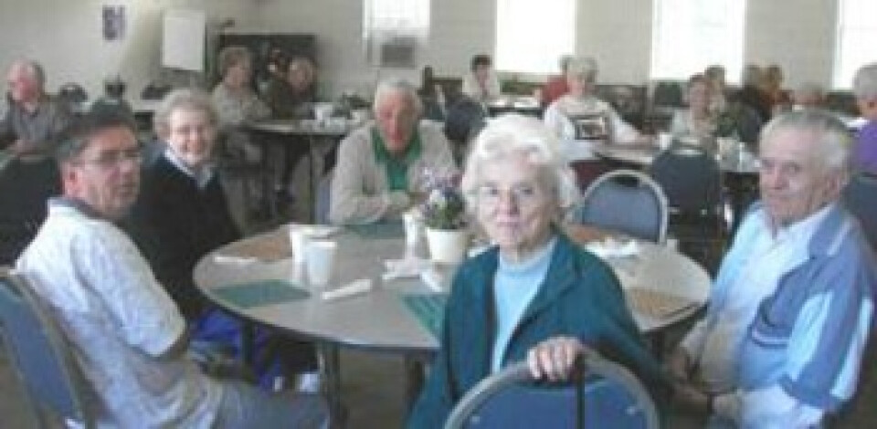 Hot Meals Program (Senior Adults)