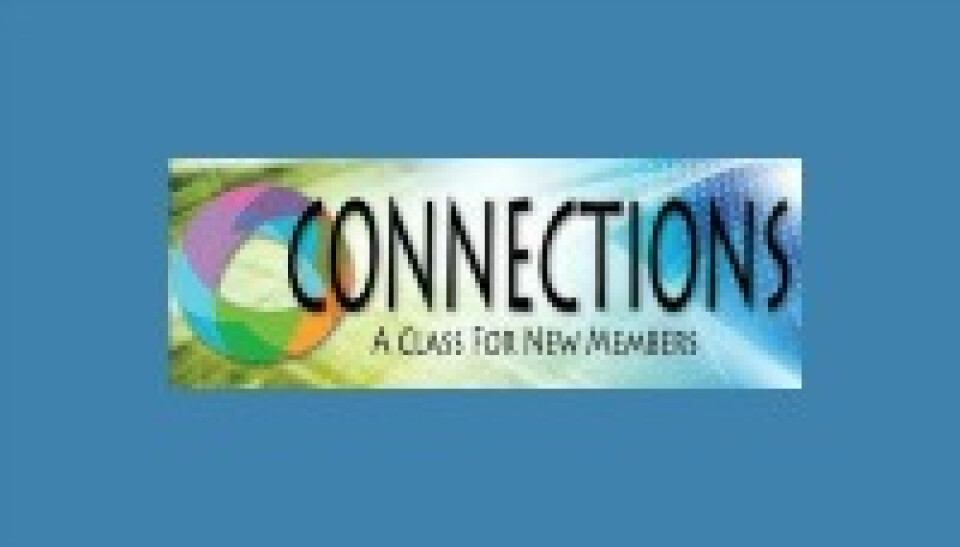 New Member Connections Class
