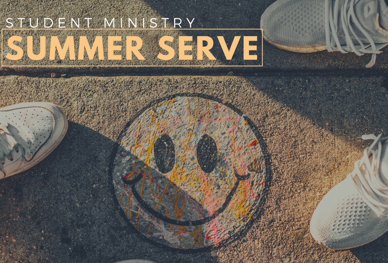 Youth Summer Serve 2018